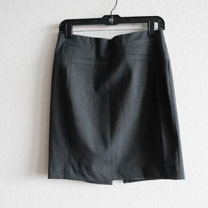 NWT Express Pencil Skirt Gray Size 6